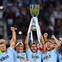 Carabinieri e la Supercoppa della Lazio